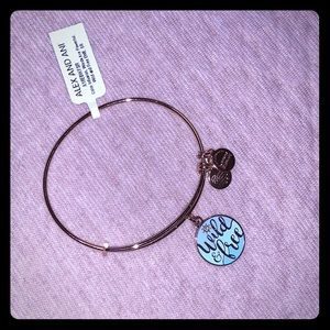 Alex and Ani wild and free bracelet
